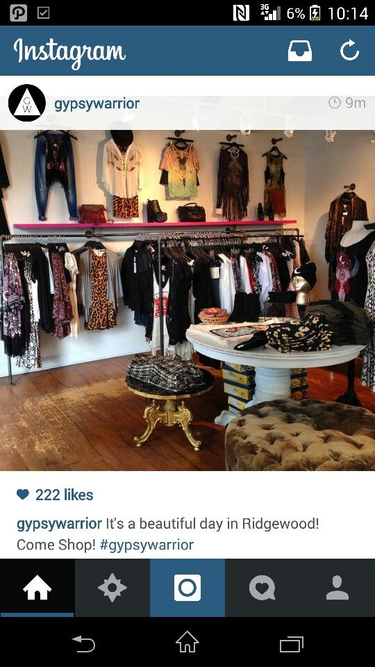 Gypsy warrior store