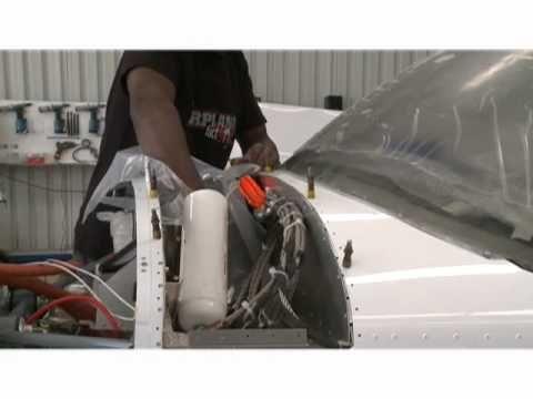 Aircraft Parachute Installation