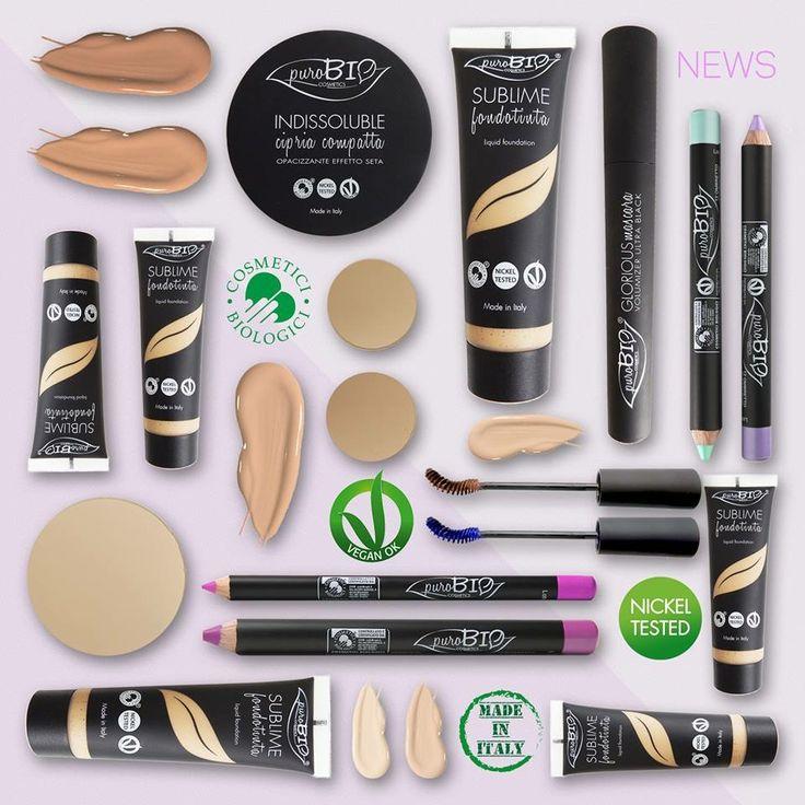 Cosmetici Biologici, Made in Italy, Nickel Tested  #EcoArmonie #EcoBio #EcoBioCosmesi #CosmeticiNaturali #CosmesiNaturale #CosmeticiEcoBio