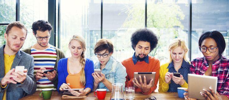 """Algunas características del estilo de vida de la generación """"Millennials"""" #Marketing #Ventas #AtenciónAlCliente"""