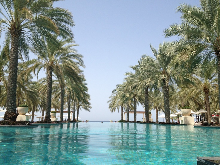 The Ritz-Carlton, Oman Al Bustan Palace