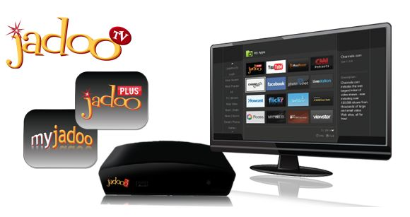Endless Entertainment Live On your Jadootv,jadoo3 connects your TV to the Internet and gives you instant access to 100s of Live TV channels,Jadoo tv give over 150 million internet videos (from YouTube, vtap, veoh, etc) 1000s of movies, Live sports, etc. www.jadoobox.dk