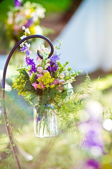 Brides: A Summer Wedding Inspired by A Midsummer Night's Dream
