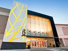 Cladco Creates Leaf Motif Using ALPOLIC For Pickering Town Centre
