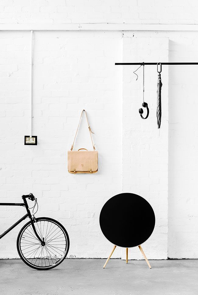 bang and olufsen a9. live essential with bang \u0026 olufsen! a9 dressed in black a scandinavian interior. and olufsen