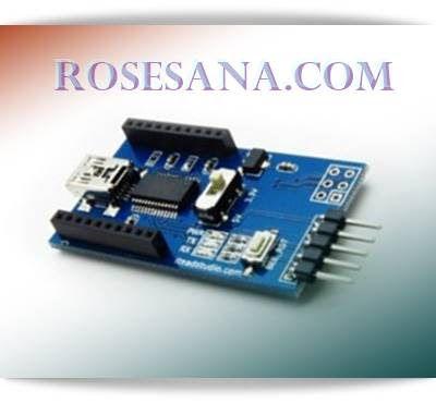 FTDI FT232RL USB Breakout Board - Foca USB to serial adapter