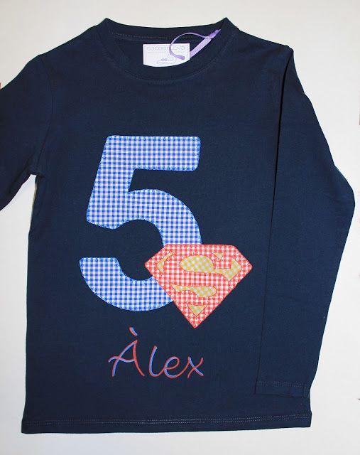 cocodrilova: camiseta cumpleaños 5 años superman #camisetaspersonalizadas #cumpleaños #camisetacumpleaños #5años camiseta-cumpleaños-5años-superman