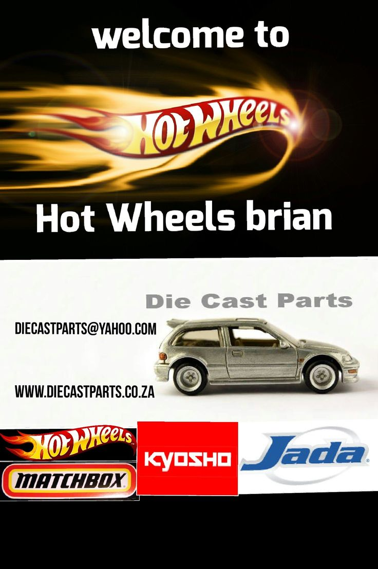 Where to go for die cast parts