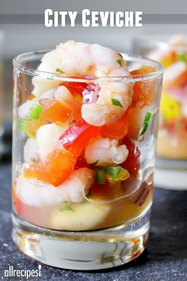 "City Ceviche | ""Very good... Best ceviche recipe I've found (and I've tried like 10) only thing I added was hot sauce.. we love spicy."" -messy.muse"
