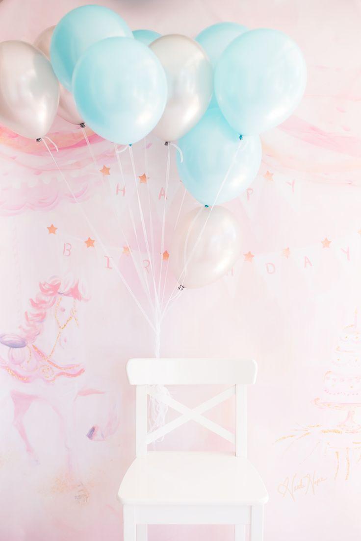 #birthday #photoshoot #photostudio #yesimsaracerphotography #dogumgunu #doğumgünü #happybirthday #göktürk #birthdayphotography #cakesmash #frozenthemed #blueballoons #photosession #pink #vintage #backdrop