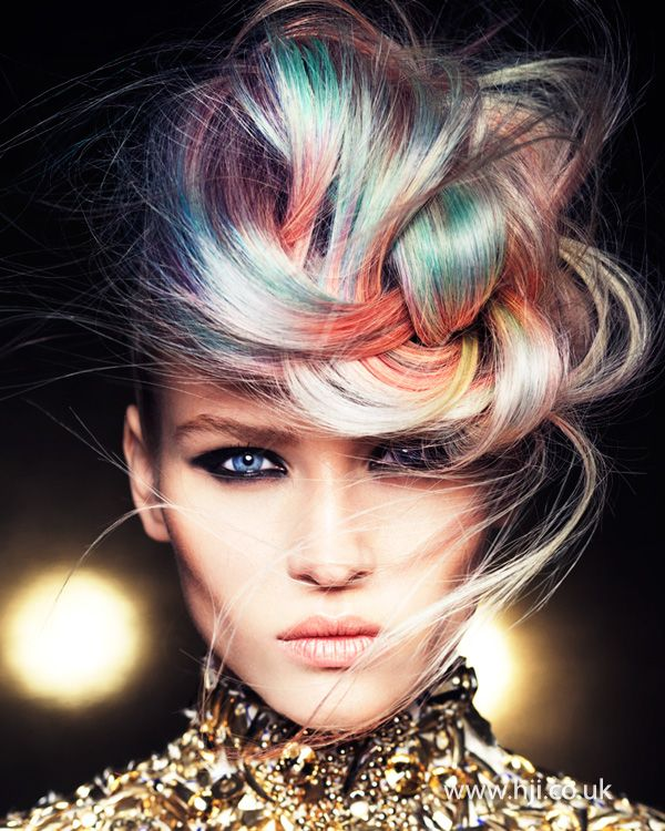 Mark Leeson - British Hairdresser of the Year Nominee