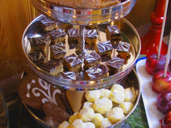 Ernsts Kirchsteigers choklad- och jordnötsgodis