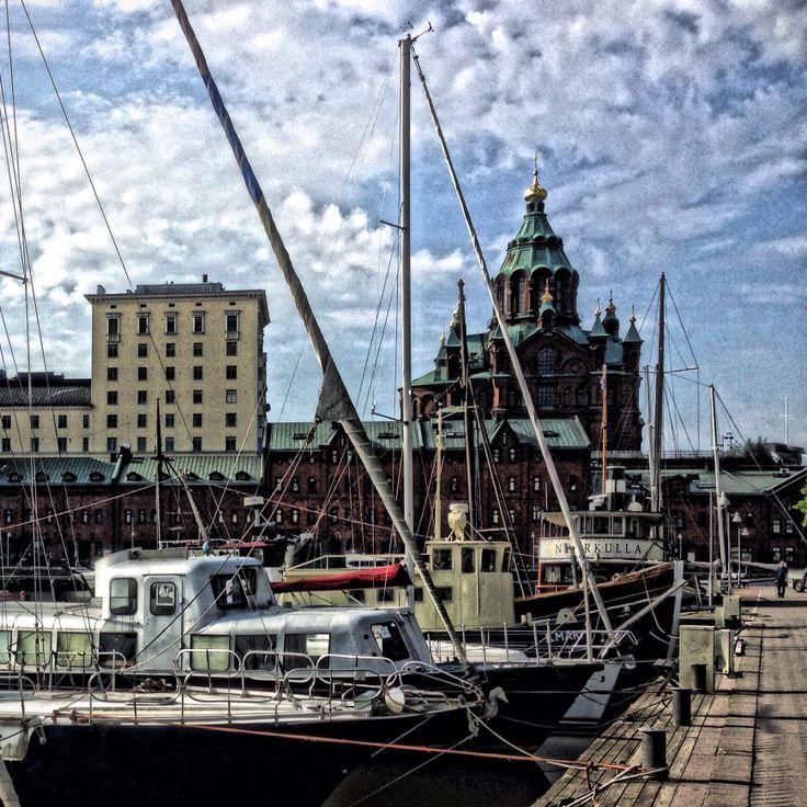 Kesä Helsinki