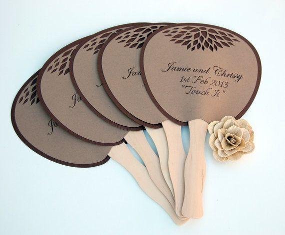 Kraft Paper Wedding Invitation by TheFindSac on Etsy, $3.25