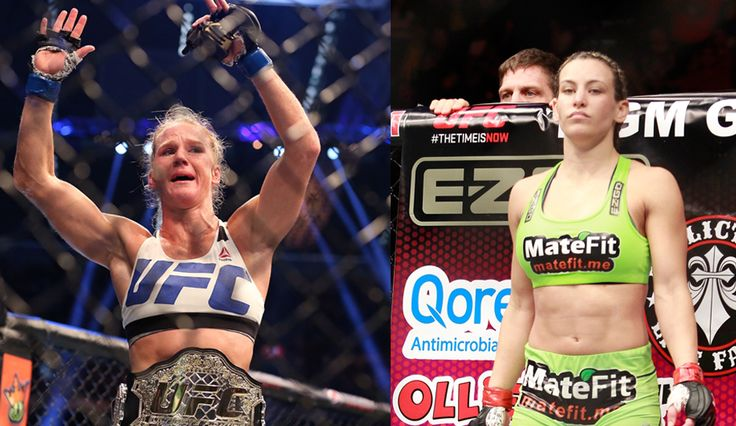 MateFit Teatox: Holly Rene Holm-Kirkpatrick is an American mixed martial artist who competes in the Ultimate Fighting Championship. She is the former UFC Women's Bantamweight Champion, and a former ...  Miesha Tate Holm - Image Mag