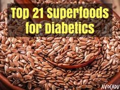 When searching for the best superfoods for diabetics, the most important types of foods are the ones that keep blood sugar down and/or level. That usually means a lot of whole foods. Why? Because whole foods contain fiber! Fiber helps to prevent high spikes in insulin from simple carbs that throw blood sugar out of …