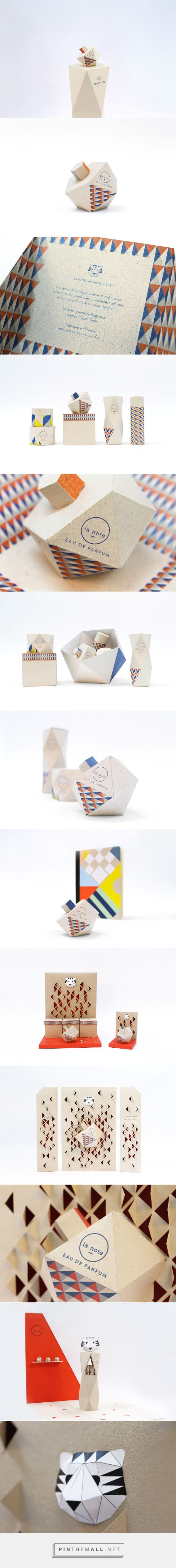 #Paper Tigre #student #concept #stationery #packaging designed by Julie Ferrieux, Marine Giraud and Mathilde Laffon - http://www.packagingoftheworld.com/2015/06/paper-tigre-student-project.html