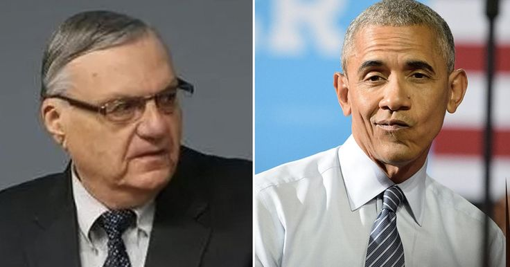 """(Sigh) he's still a birther. He's going to spend the rest of his undeservedly free life proving our greatest living president is not American. The Mercury News interviewed Arpaio at a Republican fundraiser in Northern California, where Arpaio said, """"I am not going away."""" Rather he said he is on a"""