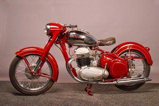 Jawa 500 OHC typ 15