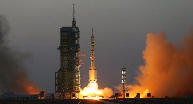 China launches its most powerful rocket en route to building its own space station | Edward Voskeritchian | Pulse | LinkedIn