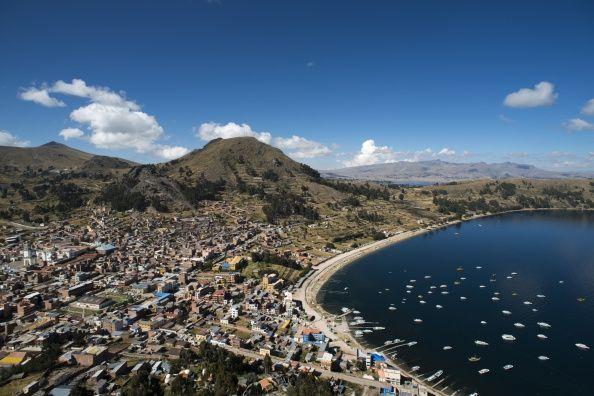 Restoring Lake Titicaca
