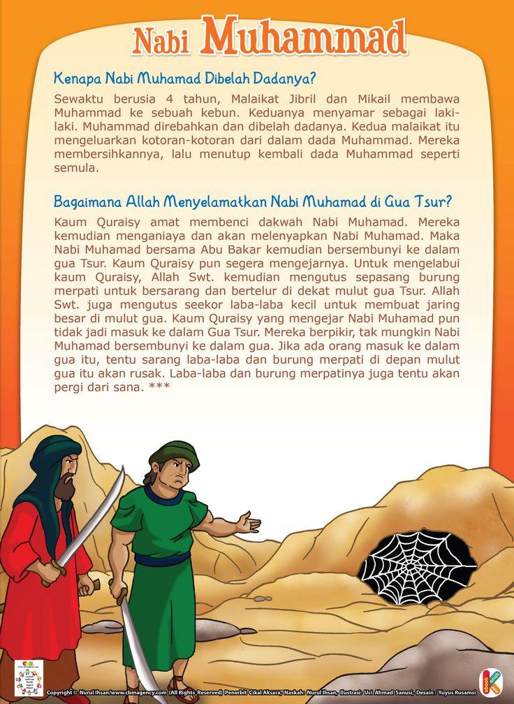 Nabi Muhammad dan Sarang Laba-laba