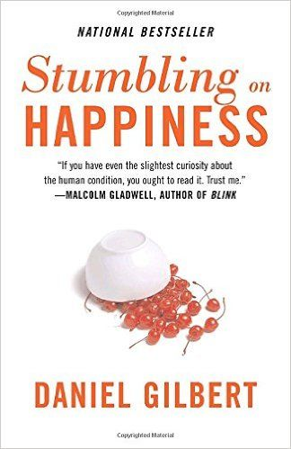 Stumbling on Happiness: Daniel Gilbert: 8601401171256: Amazon.com: Books