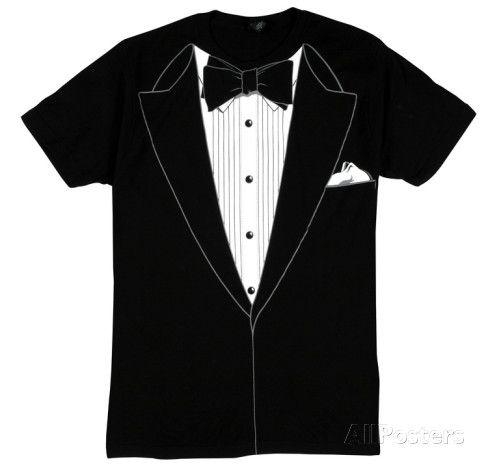 Tshirt de déguisement de costume manches courtes