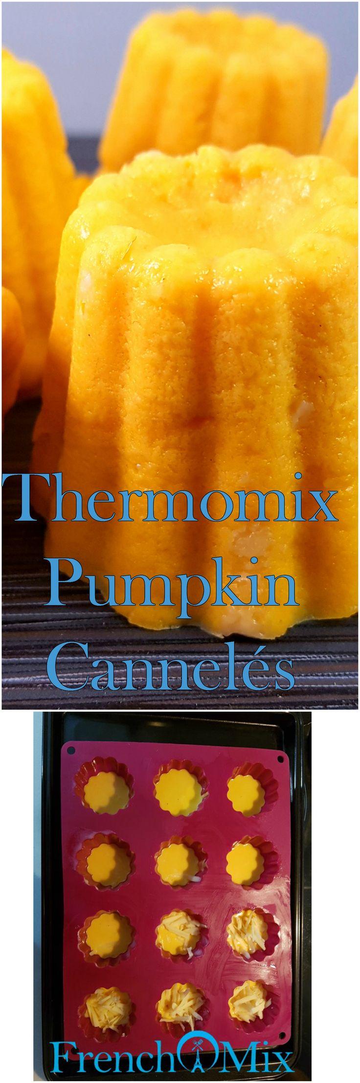 Thermomix pumpkin recipes