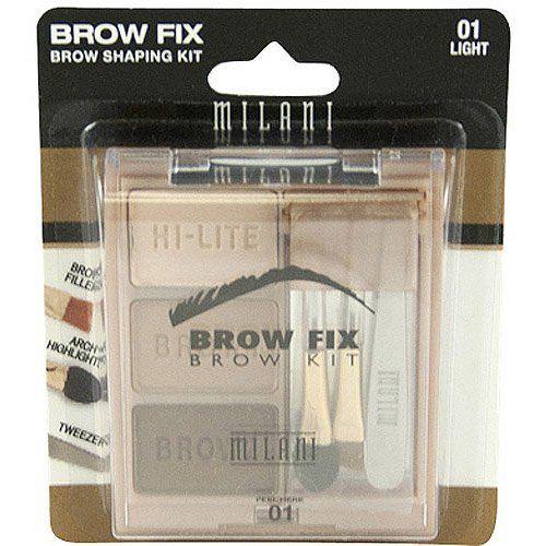 Milani BROW FIX Eyebrow Powder Kit - Dark