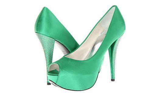 Zapatos de Fiesta en Color Verde - Para más información ingresa a: http://zapatosdefiestaonline.com/2015/08/06/zapatos-de-fiesta-en-color-verde/