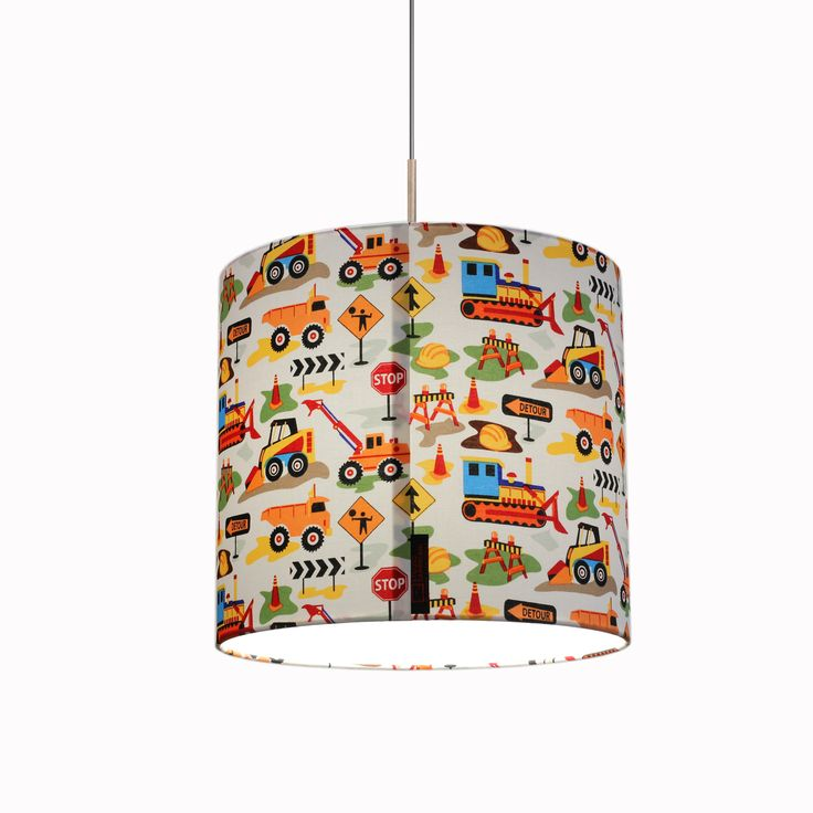 childrens pendant lighting. Handmade Children Lighting Fixture In Wonderful Orange Tones. Our New Model The Little Excavator Will Childrens Pendant