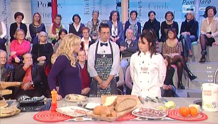 """Valentina a """"La prova del cuoco"""" racconta il suo sogno di aprire una pizzeria. #fermamiprima #smssolidale #donaora 45507"""