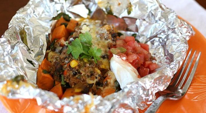 18 Simple & Tasty Tin Foil Camping Recipes