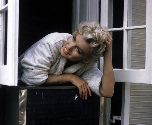 Marilyn Monroe www.PiensaenChic.com