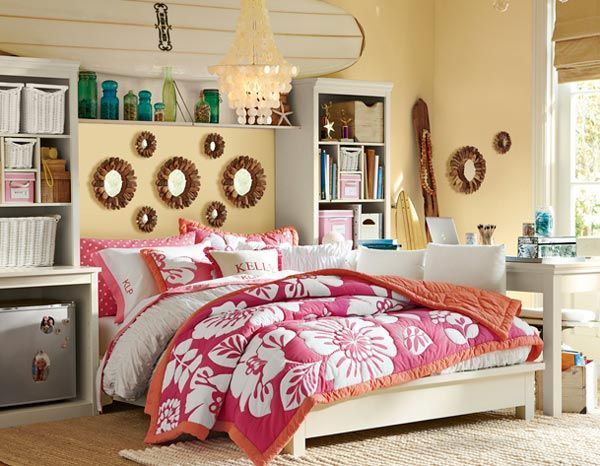 30 best Girls Surf Bedroom images on Pinterest Beach room