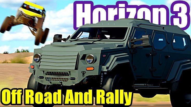 Off Road And Rally Forzathon - FORZA HORIZON 3 (Terradyne Gurkha LAPV)