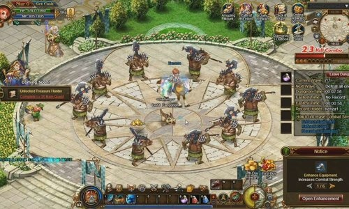 Heroes Social is a web-based social game, Massively Multiplayer Online Role Playing Game (MMORPG, MMO, RPG), free to play on web browser and Facebook, from IGG.