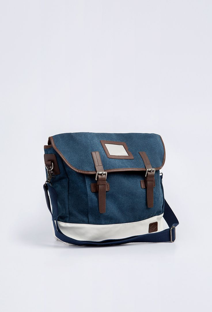 Lee Cooper bag Birkshire navy Unisex