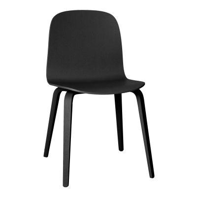 Visu stol med treben er designet av Mika Tolvanen og er fra Muuto. Den tidløse designen er en...
