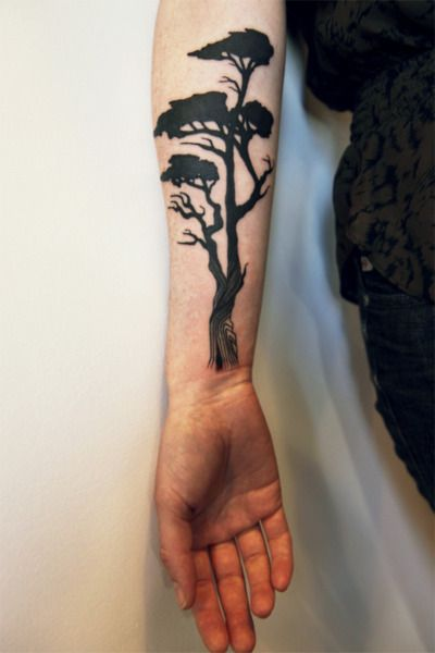 <3: Tree Tattoos, Tattoo Ideas, Girls Tattoo, Trees Tattoo, Forearm Tattoo, Tattoo Trees, Body Art, Tattoo'S, Cypress Trees