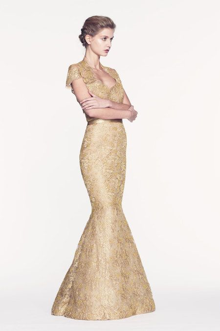 Reem Acra Pre-Fall 2013 Collection