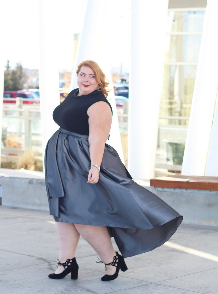 Plus Size New Years Eve Dresses with Laura