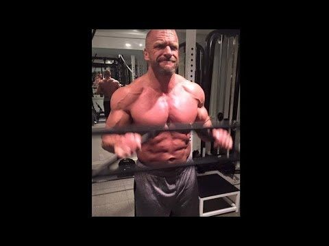 Diet and Healthy Recipes - Video :  Triple H Workout Routine & Diet Plan  Triple H Workout Routine & Diet Plan  Video  Description For customized diet plans related to weight loss, weight gain, skincare, diabetes, hypertension etc, CLICK: Hello Friends, today we will talk about Triple H Workout Routine & Diet Plan. Paul Michael Levesque commonly known by his... #Videos https://fitnessmag.tn/videos/diet-and-healthy-recipes-video-triple-h-workout-routine-diet-plan/