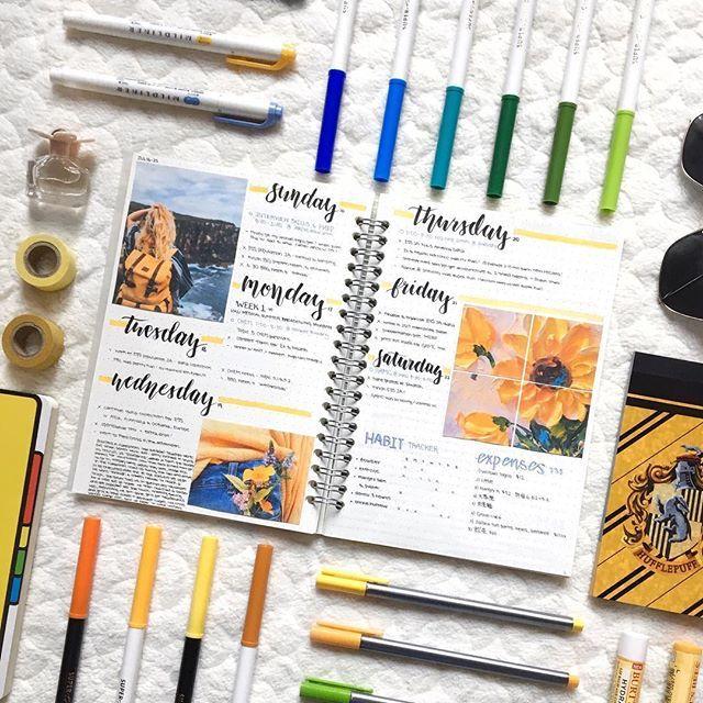 Two weeks of my summer programme went by too quickly i miss my friends . . . . . #studyblr#studygram#studymotivation#bulletjournal#bulletjournaling#journaling#todolist#bujo#neat#lettering#semaine#mardi#bulletjournalss#bujojunkies#cursive#hkig#flatlay#planneraddict#notebooks#studymotivation#watercolor#finetec#metallic#gold#summer#warmtones#bronze#yellow#sunflower#hufflepuff