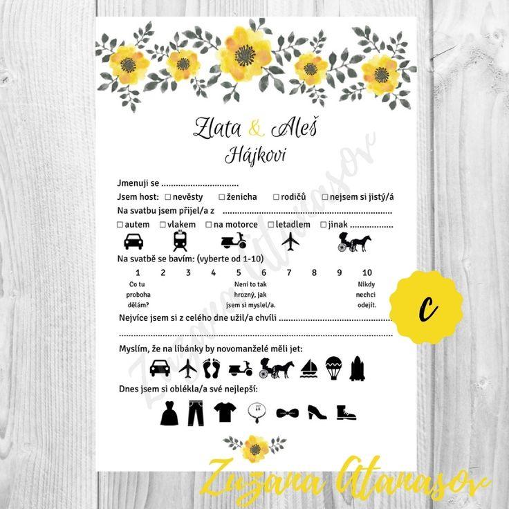 Doplňovačka+č.+12a+-+žluté+květy+-+svatební+zábava+Skvělá+svatební+zábava+-+doplňovačkak+vlastnímu+vytištění.+V+nabídcevíce+variant+textu.+Cena+za+grafický+návrh.Vytisknout+si+můžete+libovolný+počet+doplňovaček+na+libovolný+papír.+Úpravajmen+v+ceně.+Doplňovačka+je+ve+formátu+A5.+Zasílám+elektronickou+poštou+soubor+PDF+upravený+pro+tisk+na+formát+A4...