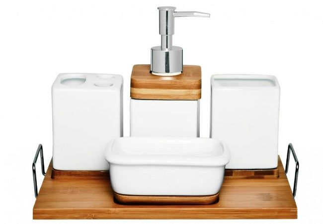 Bathroom Kit and Accessories – see items you can't miss in the bathroom  – banheiro limpo