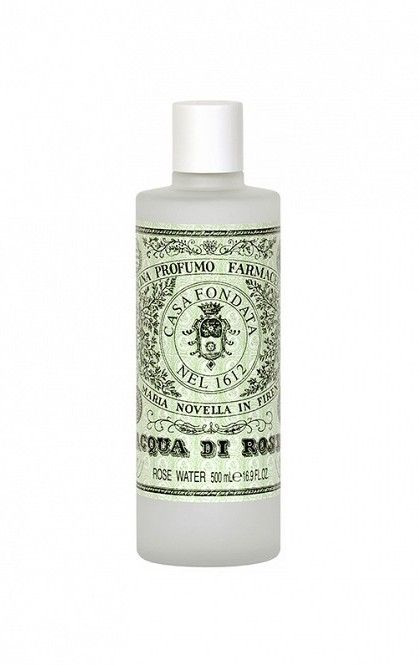 Divine bath & body product // Rose Water by Santa Maria Novella