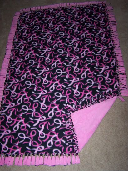 Tie Blankets Fleece Blanket Diy No Sew Fleece Blanket