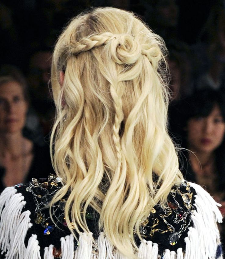 Switch up your hair routine and try these fun twists on the classic braid!